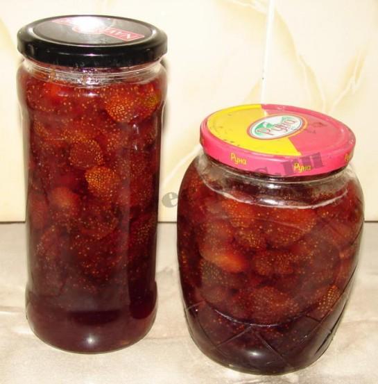 рецепт клубничного варенья
