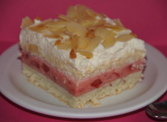 Клубничный десерт Рафаэлло
