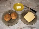 горячий бутерброд с сыром 1