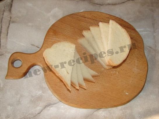 Бутерброды со шпротами 2