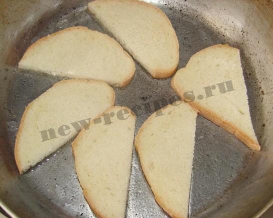Бутерброды со шпротами 3