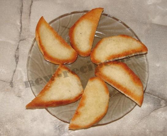 Бутерброды со шпротами 6