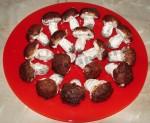 Печенье грибочки 9