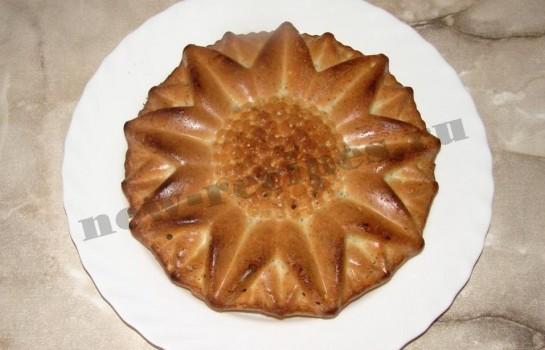 Пирог с маком 10