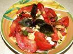 Салат с базиликом 5