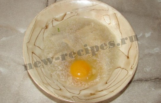 Суп с яйцом 4