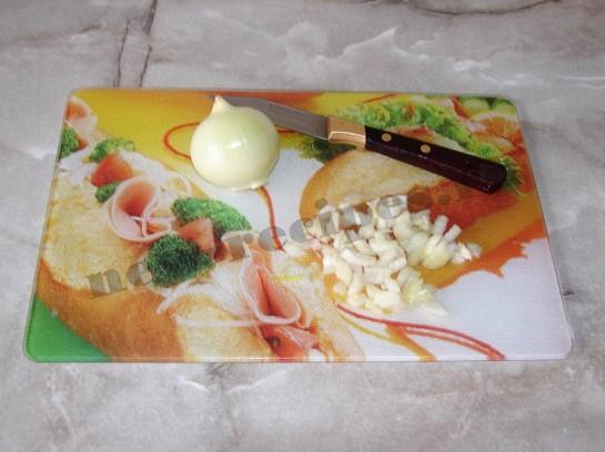 Борщ с фасолью 4