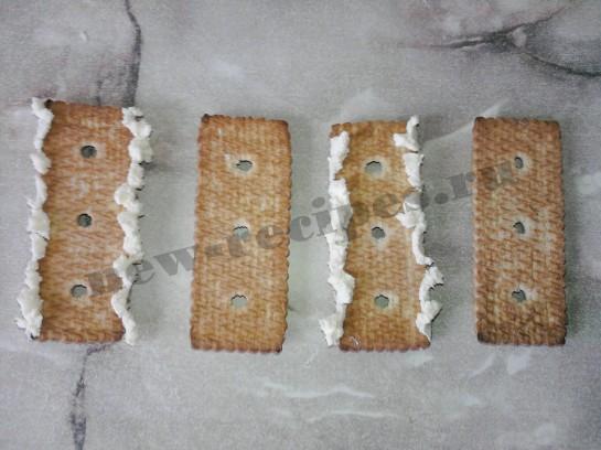 Домик из печенья 2