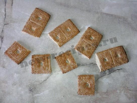 Домик из печенья 5