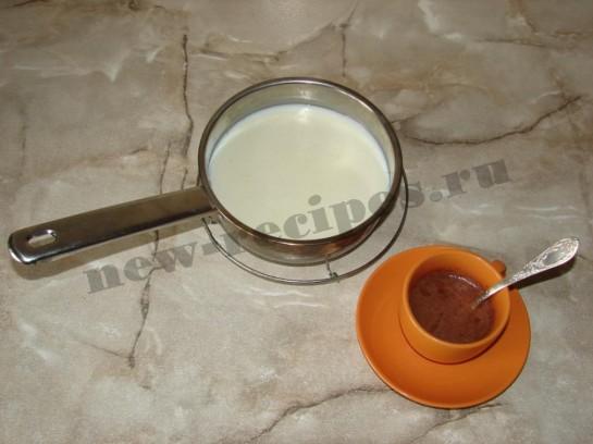 Какао на молоке 3