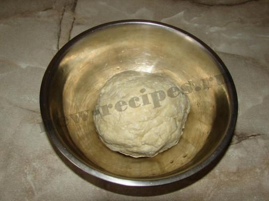 Печенье творожное розочки 3
