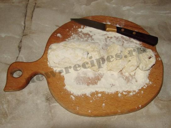 Сырники с изюмом 4