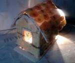 Вкусный съедобный домик