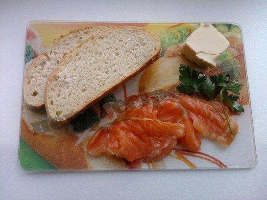 бутерброды с красной рыбой 1