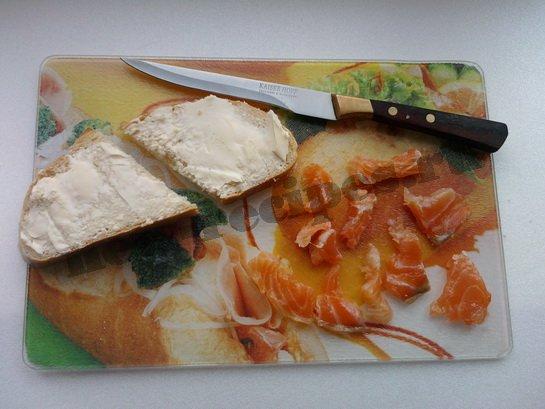 бутерброды с красной рыбой 3
