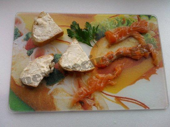 бутерброды с красной рыбой 8