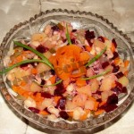 Как приготовить салат винегрет