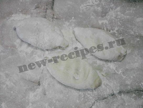 жареные пирожки из дрожжевого теста с картошкой 14