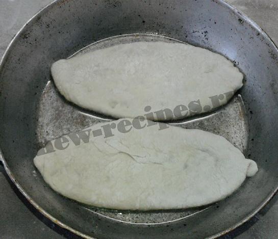 жареные пирожки из дрожжевого теста с картошкой 16