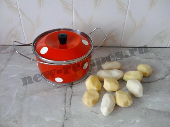 жареные пирожки из дрожжевого теста с картошкой 2