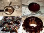 как сварить шоколадную глазурь для украшения