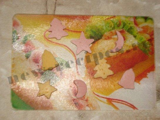 новогодние бутерброды 6