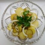 рождественский салат 5