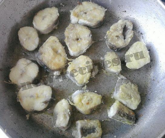 рыба под овощами 10