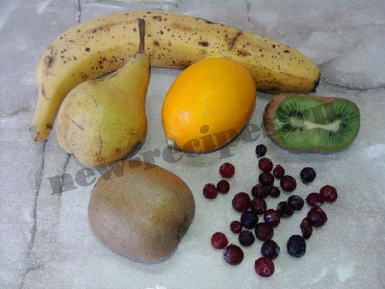фруктовый десерт 1