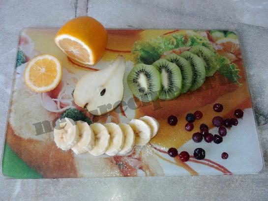фруктовый десерт 2