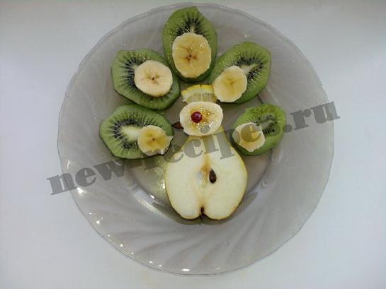 фруктовый десерт 4