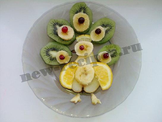 фруктовый десерт 5