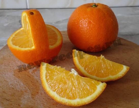 апельсиновые корзиночки 2