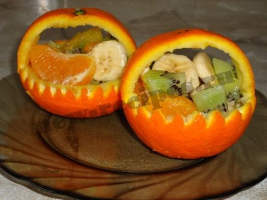 апельсиновые корзиночки 5
