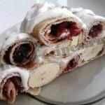 Тортик из блинчиков