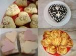 Самые красивые рецепты ко Дню Влюбленных!