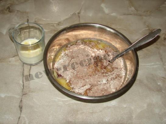 мини кексы Шоколадные бомбочки 7