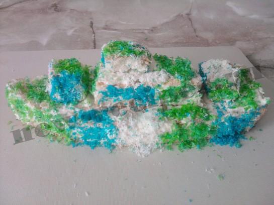 торт в виде корабля (8)
