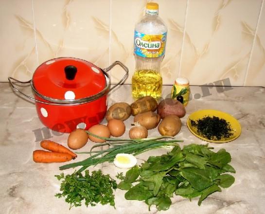 как приготовить суп борщ пошаговый рецепт