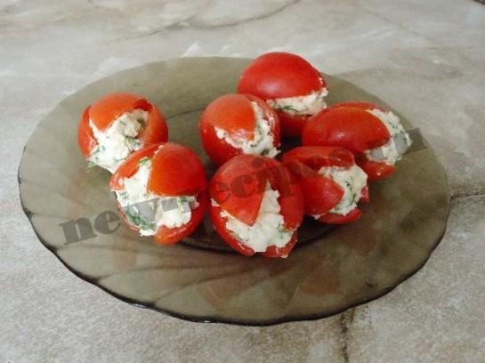 салат букет тюльпанов 3