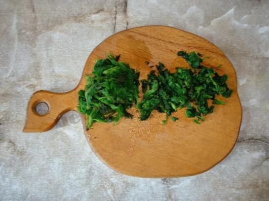 весенний рецепт оладьи из крапивы 5