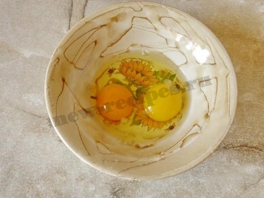 весенний рецепт оладьи из крапивы 6