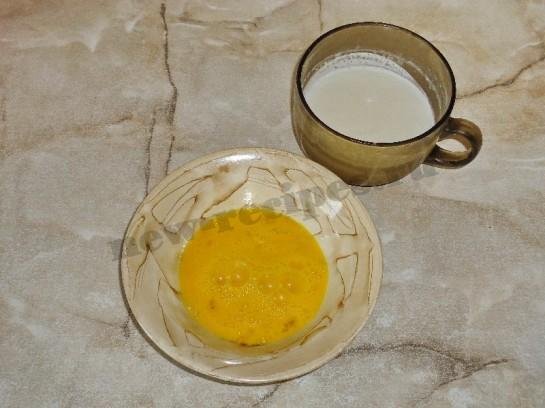 весенний рецепт оладьи из крапивы 7