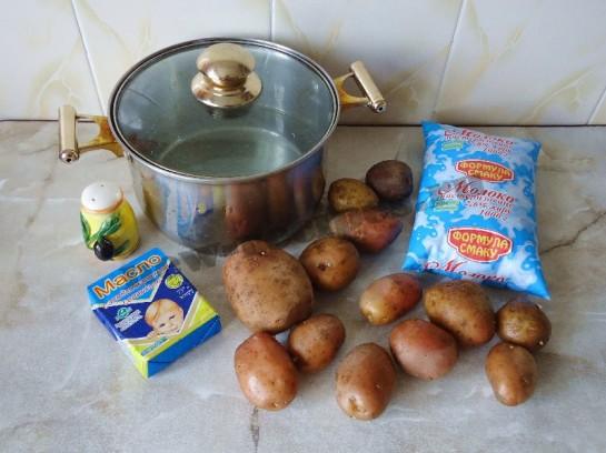 вкусное картофельное пюре фото 1