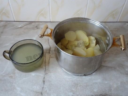 вкусное картофельное пюре фото 3