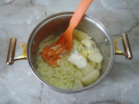 вкусное картофельное пюре фото 4