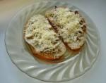 Вкусные бутерброды: горячие бутерброды с грибами