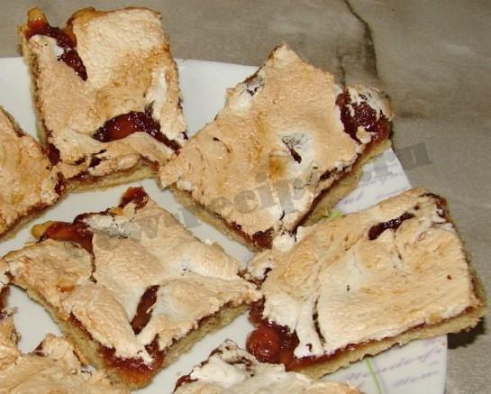 Песочное пирожное в домашних условиях