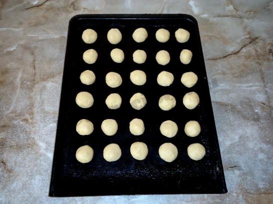 каштаны печенье 4