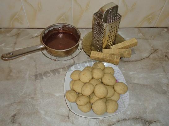 каштаны печенье 5